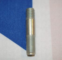 Triumph Oil junction block retaining stud, unit B and C, 68 on