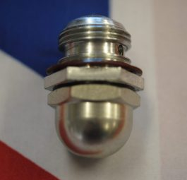 Triumph Pressure release valve without indicator, suitable replacement, all B range