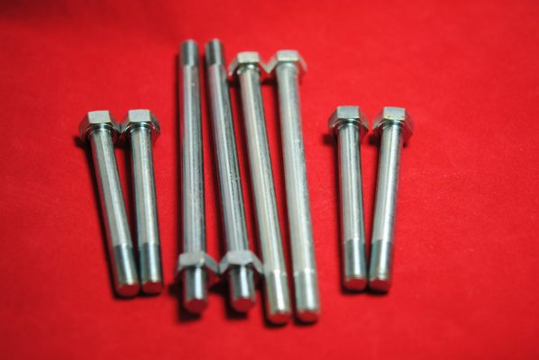 Head bolt set, Pre-unit iron head