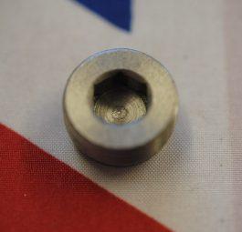 Triumph Sludge tube plug, 'C' range.