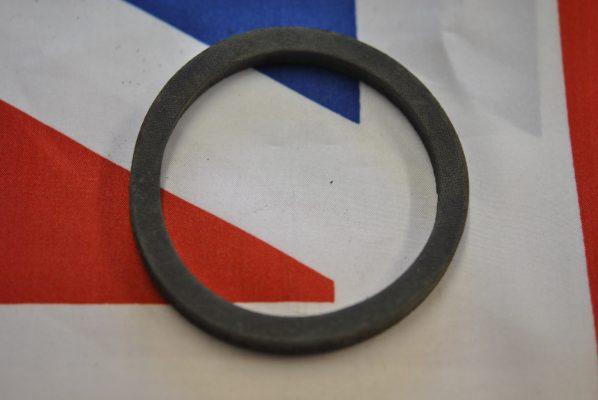 Triumph rear wheel Rubber sealing ring, fits over spline.