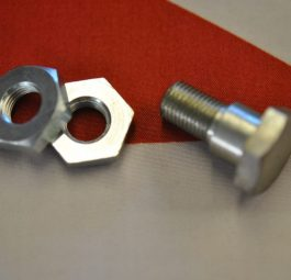 Triumph Shouldered bolt for WR13.