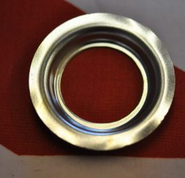 Triumph rear wheel Felt retainer cupped washer