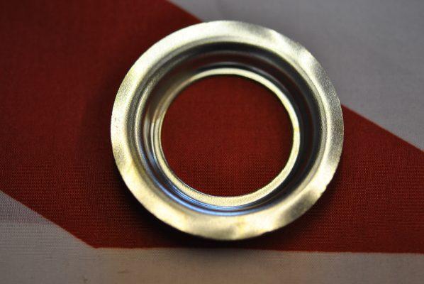 Triumph rear wheel Felt retainer cupped washer