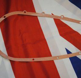 Triumph Chaincase Gasket, S/arm pre-unit 'short' dynamo
