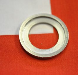 "Triumph front wheel Bearing support ring incorporating grease retainer, ""68 - ""70"