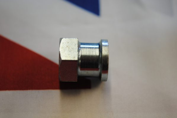 Triumph front wheel Nut for WF1