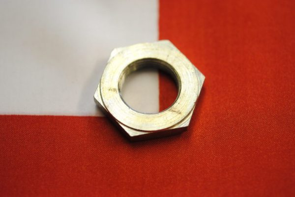 Triumph front wheel Brake anchor plate nut for WF4
