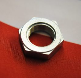 Triumph front wheel Brake anchor plate nut for WF7