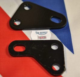 "Triumph Rear engine plates ""C"" Range (350/500 unit) per pair."