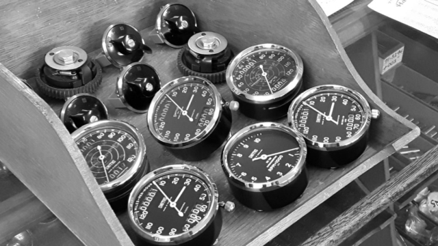 Speedometers for Triumph