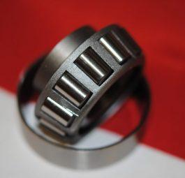 "Triumph Taper roller bearing for rigid rear wheel 9/16"" ID. Each."
