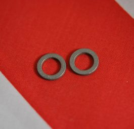 Triumph fork Alloy washer for F51, per 2.