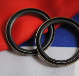 Triumph fork seals internal spring forks, 1957-1962 all models