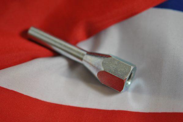 Triumph fork steering stop, 97-1335