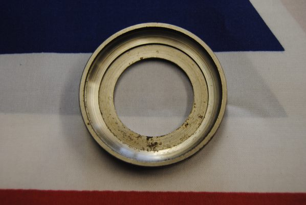Triumph fork steering head race cup only from F82 set