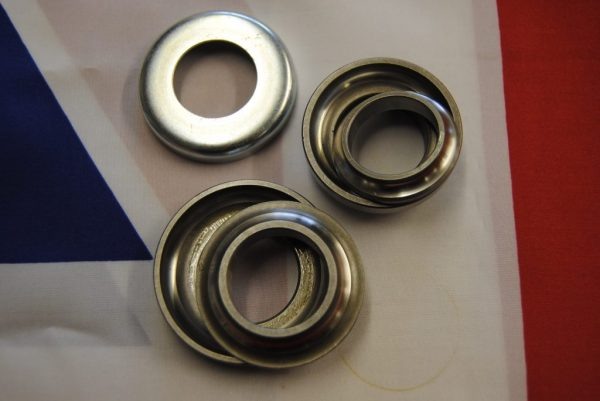Triumph steering cups cones and balls 1946 - 1954