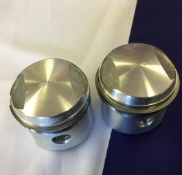 Pistons, piston rings and gudgeon pins | UK's No 1 Triumph